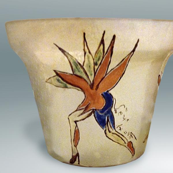 Imagen  El ajuar, talavera, cerámica y tradición