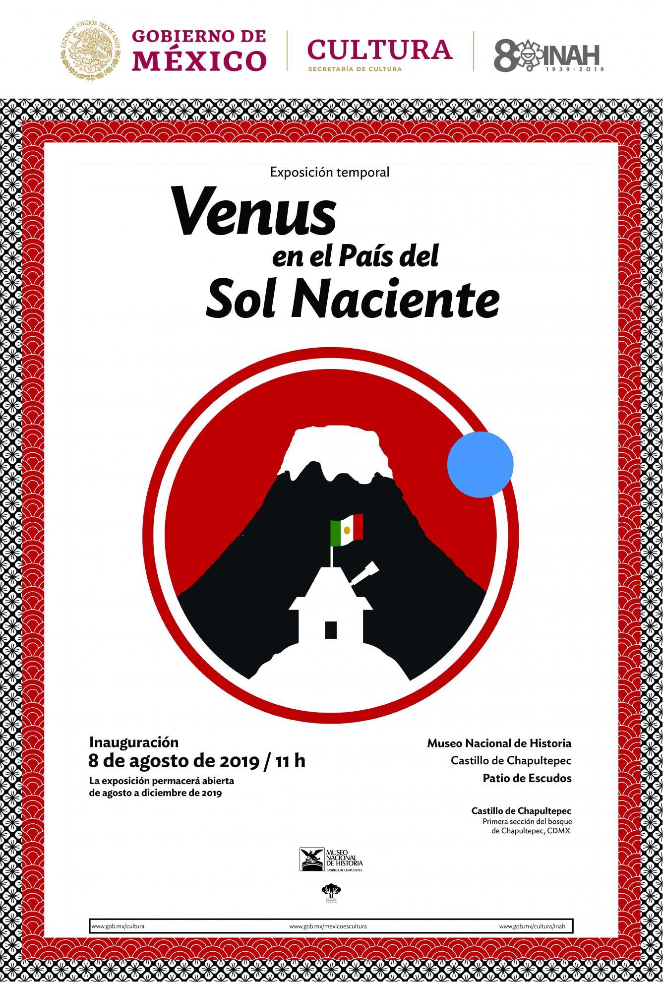 Imagen Venus en el país del sol Naciente