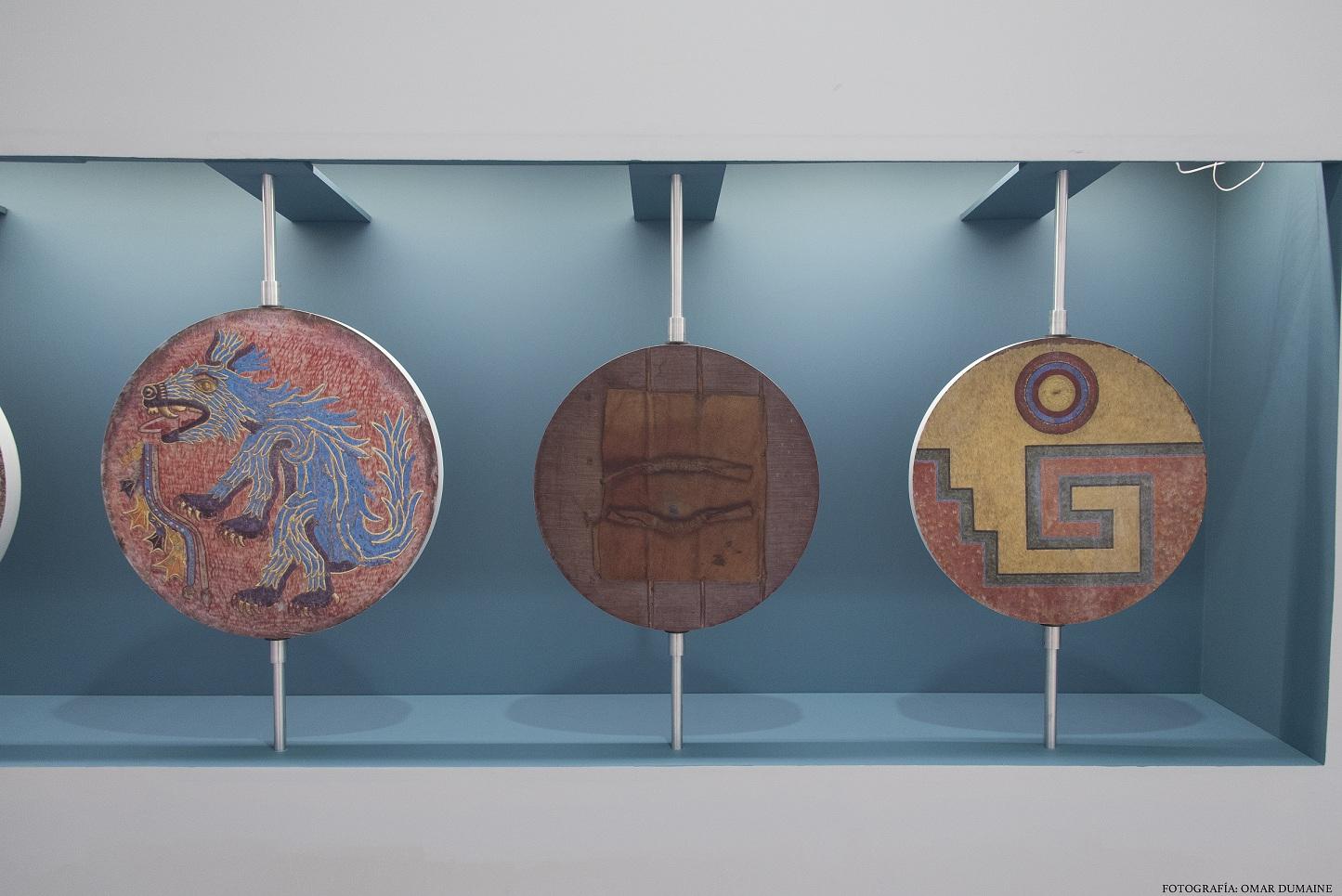Imagen Chimalli, tesoro de Moctezuma en Chapultepec